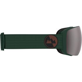 Giro Contact Gafas, well green alps/vivid onyx/vivid infrared
